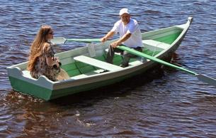 Прогулки на лодках