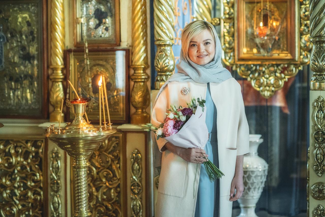 Таинство венчания в Москве и МО