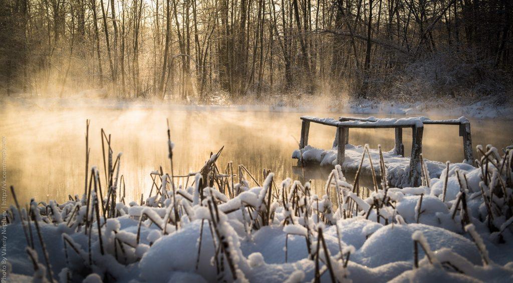 солнышко у голубых озер казани