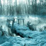 Дальние голубые озера. Конный поход